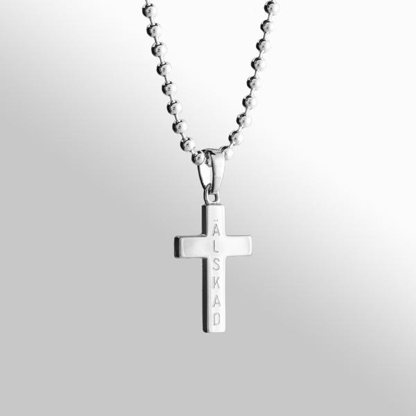 smycke kors herr