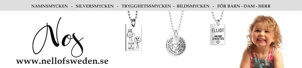 Nell Of Sweden - Namnsmycken