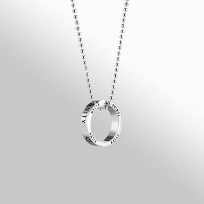 Halsband - Eternity - Kulkedja